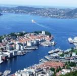 Wizzair skrydžiai į Bergeną