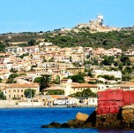 Skrydžiai į Sardiniją