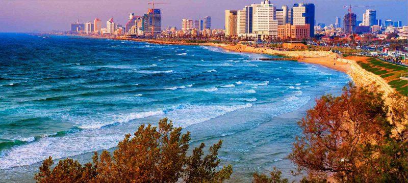 Skrydžiai į Tel Avivą
