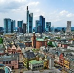 Wizzair skrydžiai į Frankfurtą