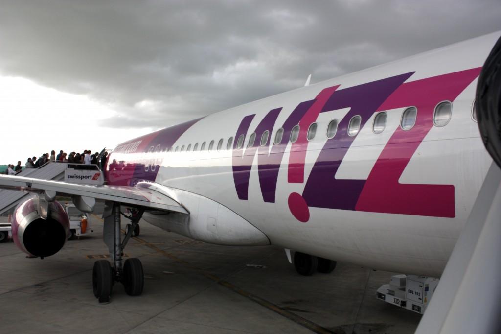 Wizzair skrydžių keitimo naujovės