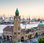 Wizzair skrydžiai į Hamburgą