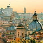 bilietai į Romą