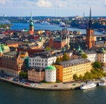 Wizzair skrydžiai į Stokholmą