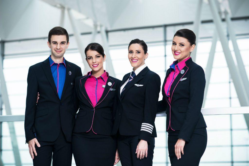 Nauji Wizzair skrydžiai iš Kauno oro uosto