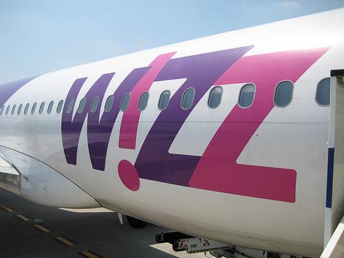 Wizzair skrydžiai jau kyla naujomis kryptymis