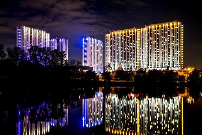 Didžiausi viešbučiai. Izmailovo viešbutis Maskvoje