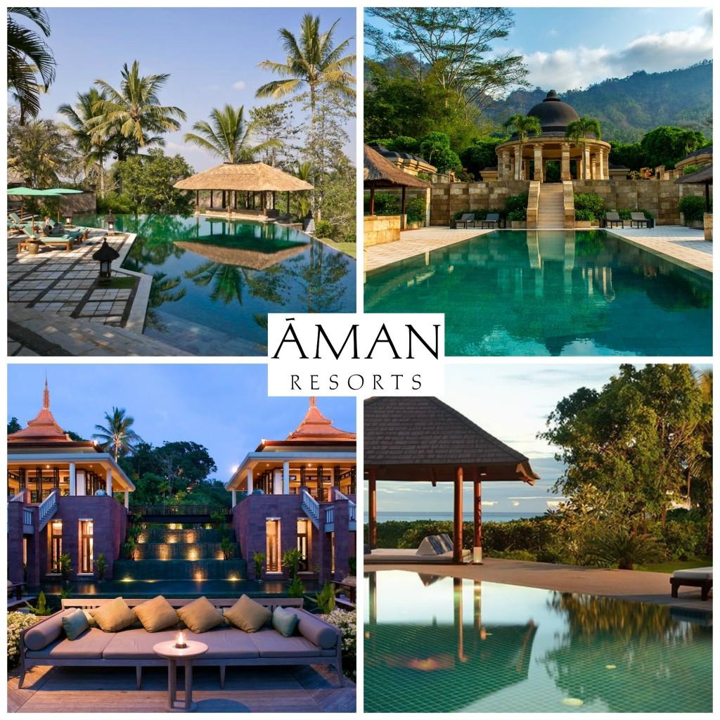 2. Aman Resorts.