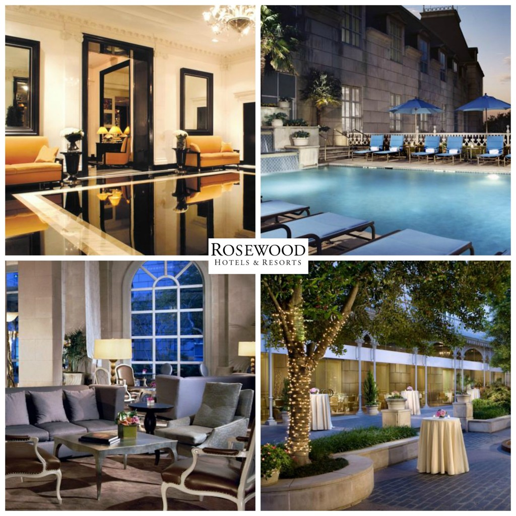 4.Rosewood Hotels & Resorts.