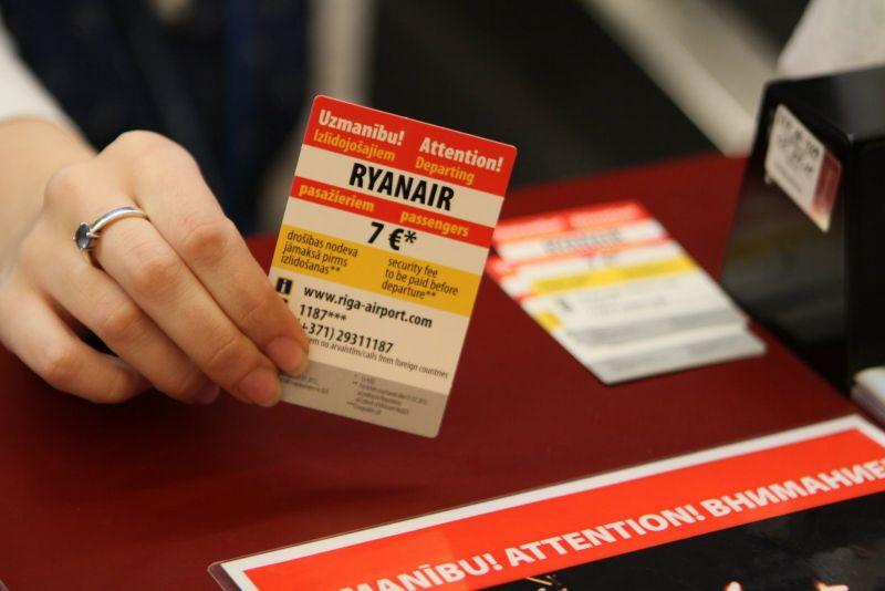 Rygos oro uosto saugos mokestis