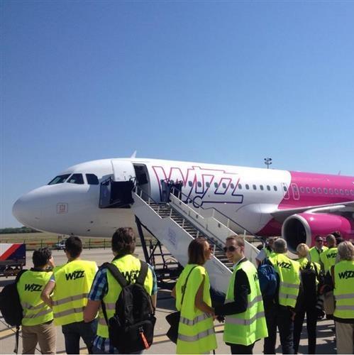 Wizzair skris į Bilundą ir Stokholmą