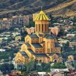 Akcija lėktuvų bilietams į Tbilisį