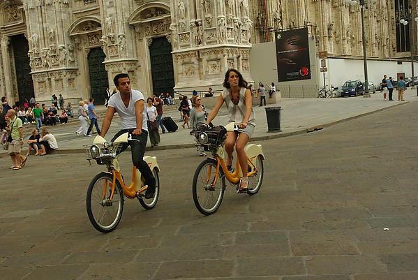 Pigi kelionė į Milaną