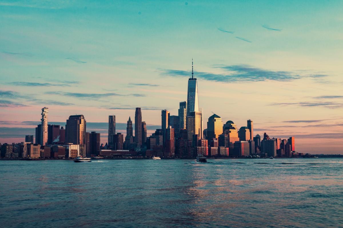 Bilietai i Niujorka