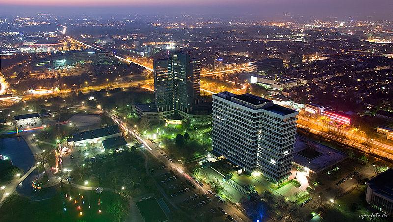 Vilnius - Dortmundas. Pigūs lėktuvų bilietai į Dortmundą