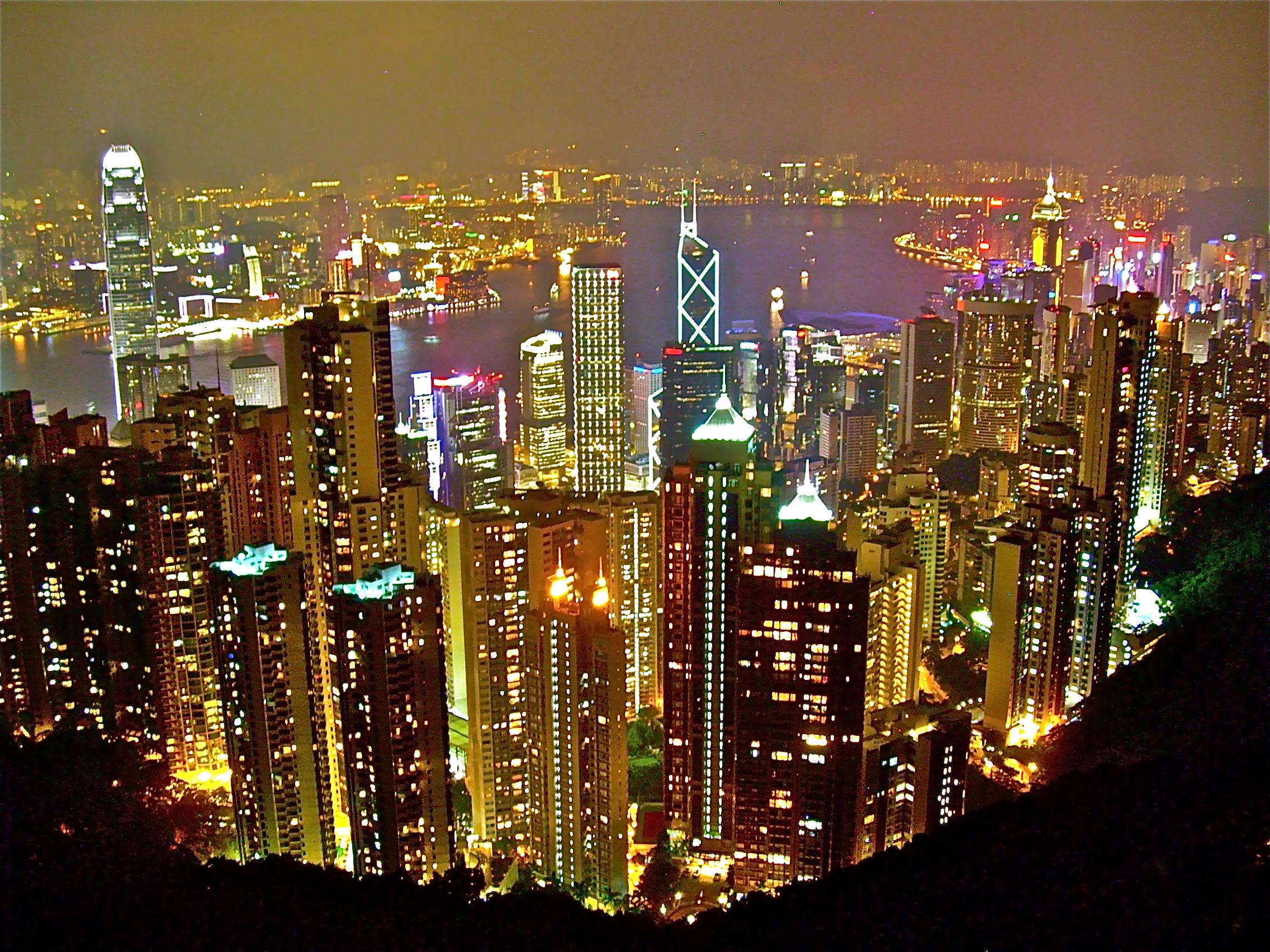 Pigūs lėktuvų bilietai į Honkongą