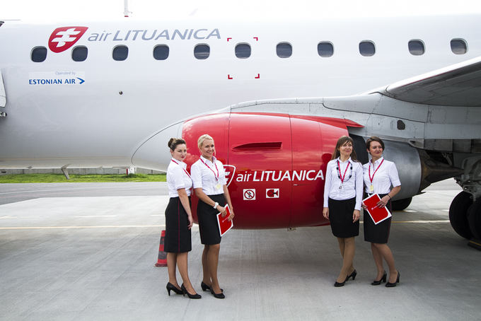 Ilgasis žolinių savaitgalis Amsterdame ar Berlyne su Air Lituanica
