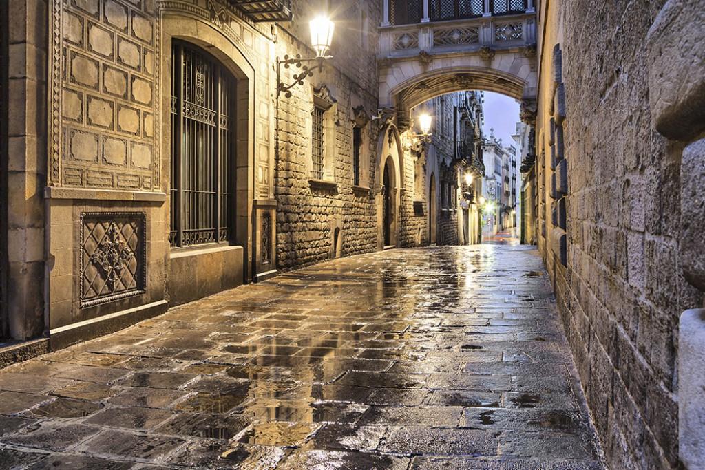 Ką aplankyti Barselonoje. Gotikinis kvartalas