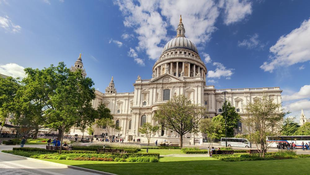 Ką aplankyti Londone. Šv. Pauliaus katedra