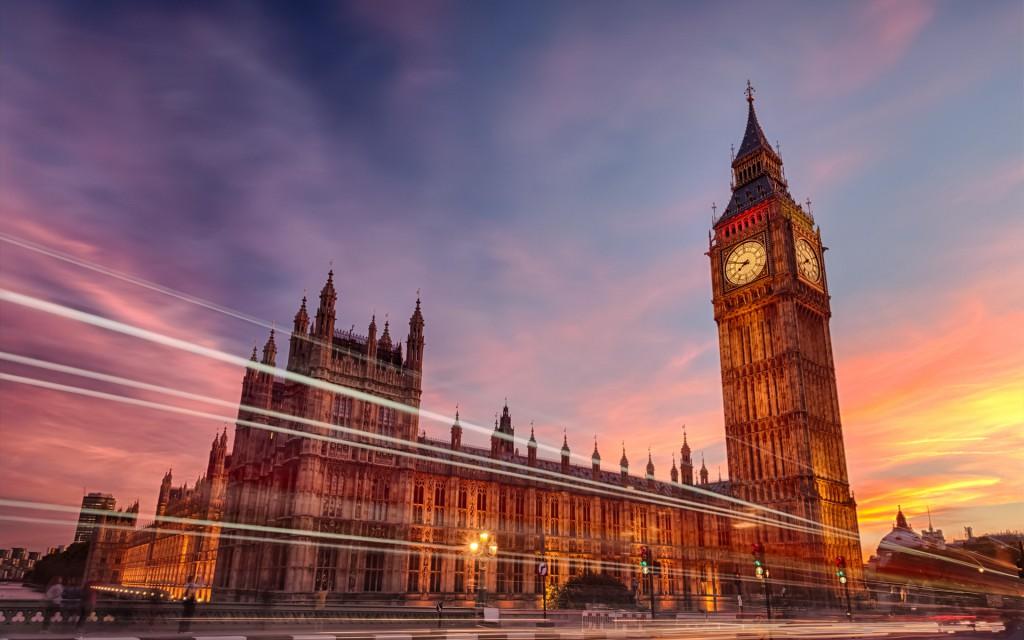 Ką aplankyti Londone. Big Benas