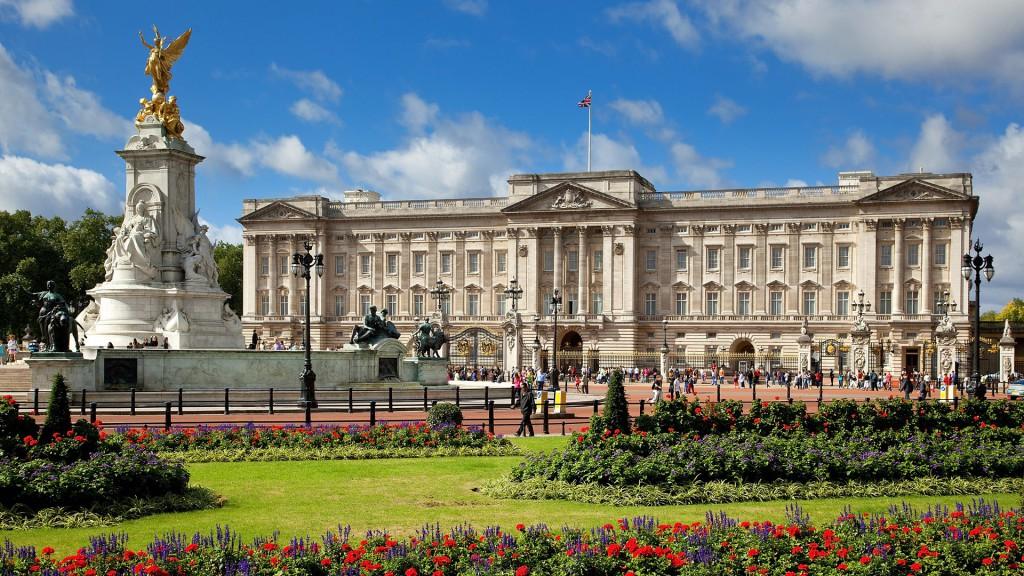 Ką aplankyti Londone. Bekinghemo rūmai