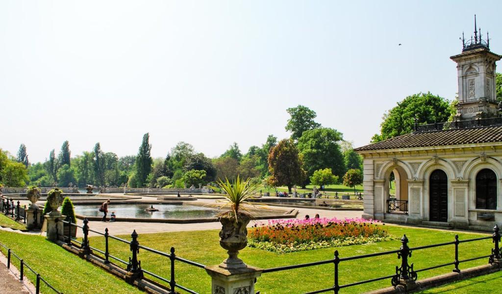 Ką aplankyti Londone. Hyde parkas