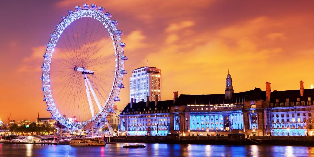 Ką aplankyti Londone. Londono akis