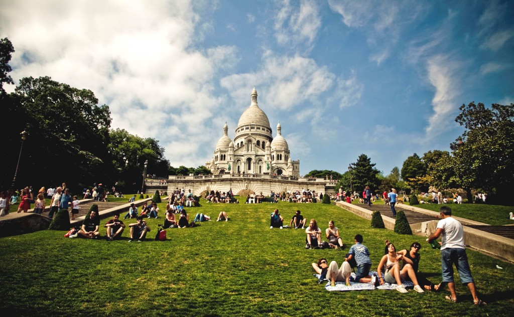 Ką aplankyti Paryžiuje. Montmartras