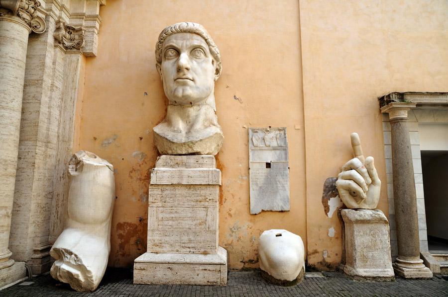 Ką aplankyti Romoje? Kapitolijus