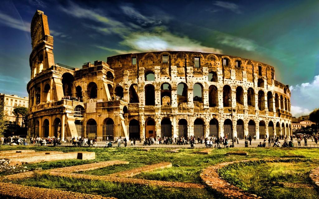 Ką aplankyti Romoje? Koliziejus