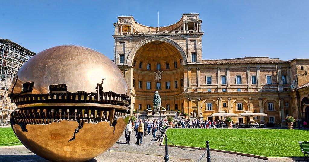 Ką aplankyti Romoje? Vatikano muziejai