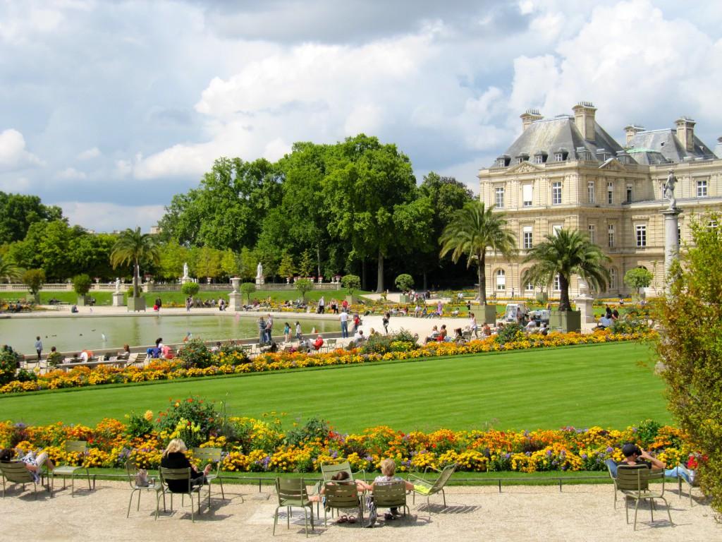 Ką aplankyti paryžiuje. Liuksemburgo parkas