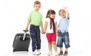 Keliavimas su vaikais