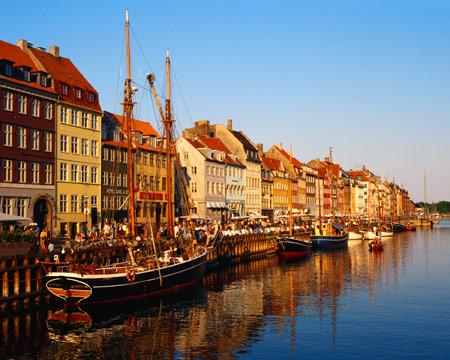 Vilnius - Kopenhaga. Pigūs lėktuvų bilietai į Kopenhagą