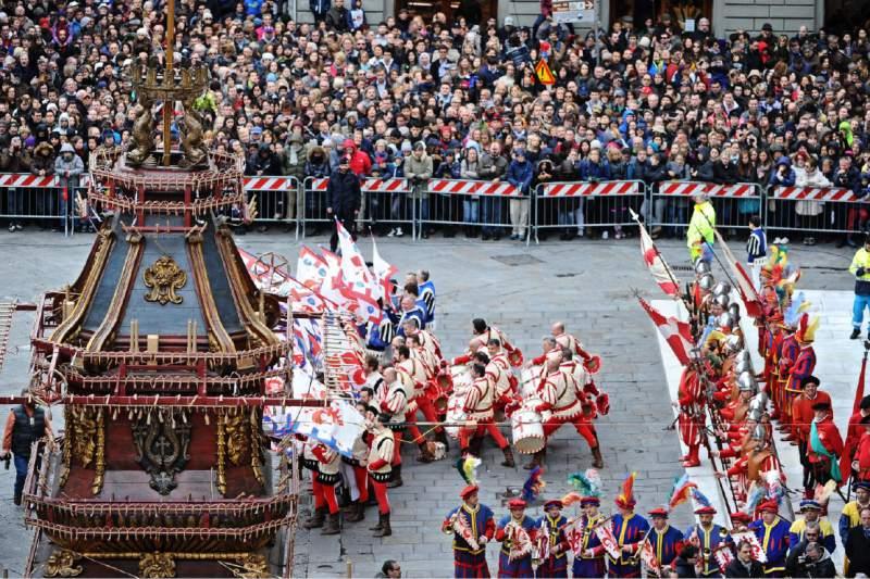 Kur švęsti Velykas - Florencijoje