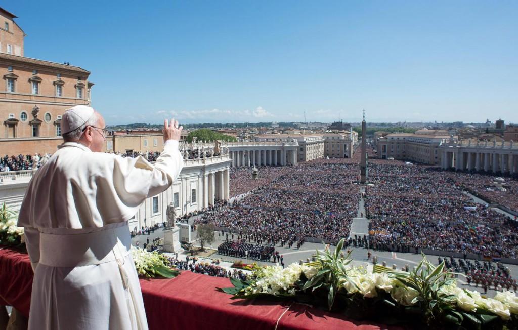 Kur švęsti Velykas - Vatikane