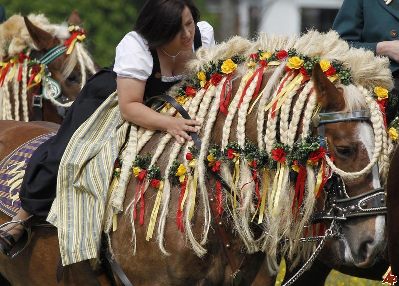 Kur švęsti Velykas - Vokietijoje