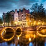Lėktuvų bilietai į Amsterdamą