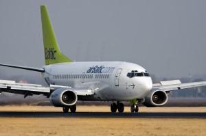 Laimės valanda su Airbaltic skrydžiams į pavasario miestus!