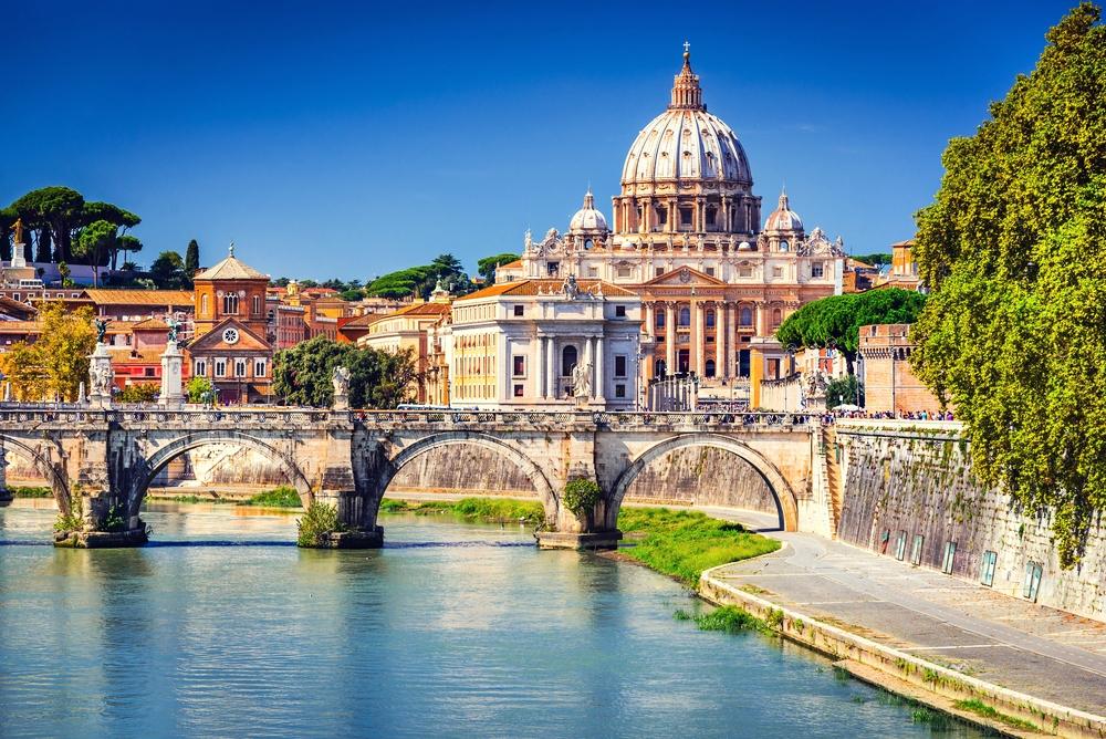 Lėktuvų bilietai į Romą