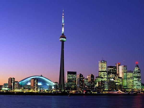 Pigūs lėktuvų bilietai į Torontą