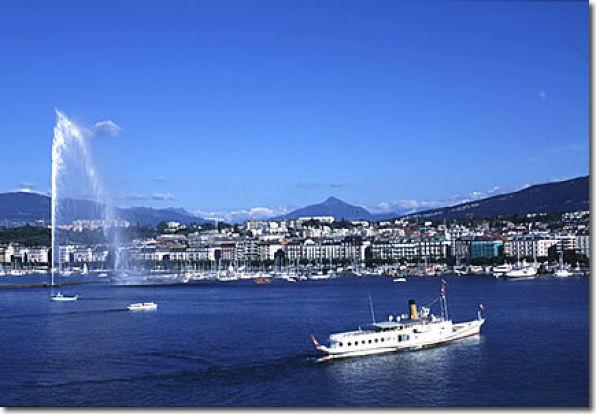Pigūs lėktuvų bilietai į Ženevą