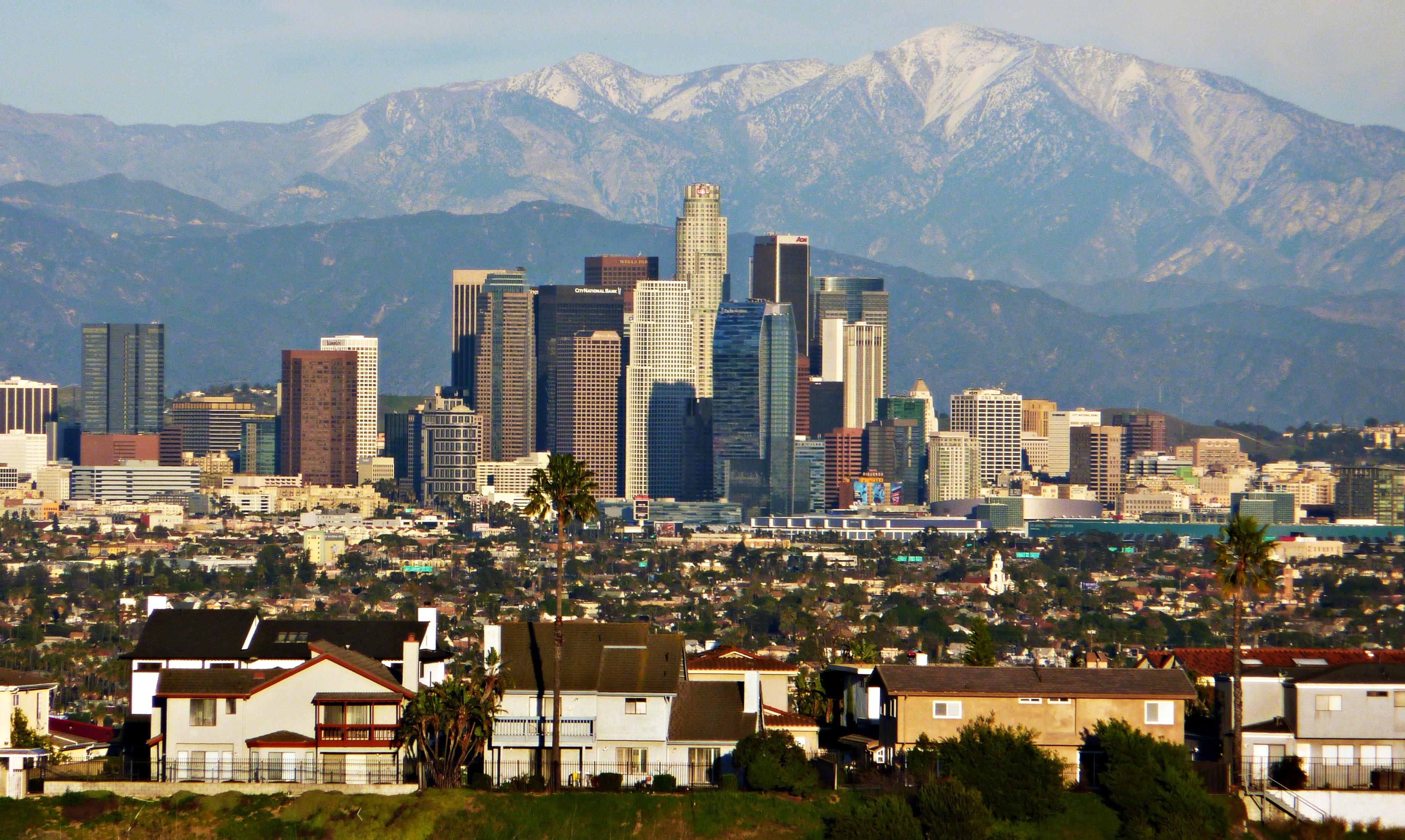 Pigūs lėktuvų bilietai į Los Andželą