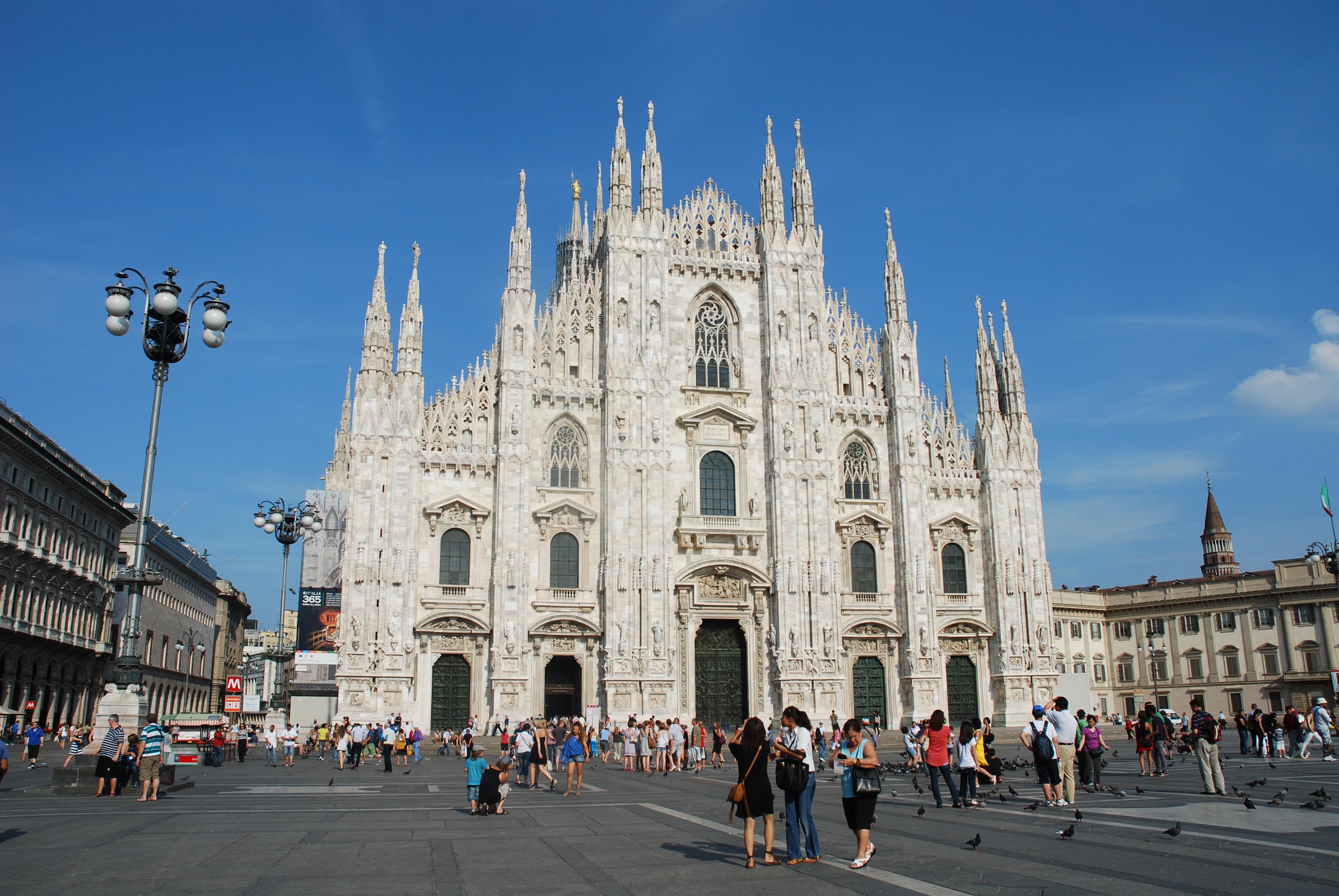 Pigios kelionės į Milaną