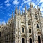 Nemokamos pramogos Milane. Duomo katedra