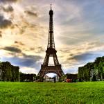 Nemokamos pramogos Paryžiuje. Le Champ de Mars