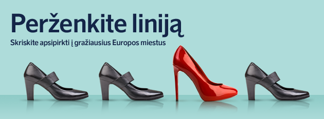 PUIKUS rudeninis apsipirkimas didžiuosiuose Europos miestuose su airBaltic!