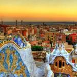 Skrydžiai į Barseloną