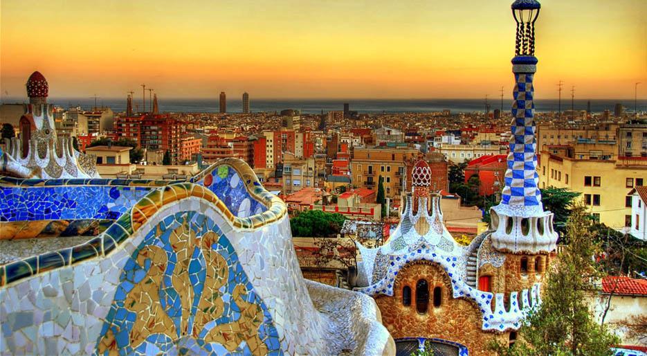 Pigios kelionės į Barseloną