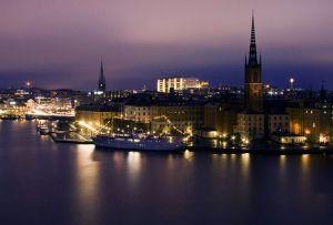Pigūs AeroSvit lėktuvų bilietai į Stokholmą